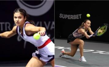 Emma Raducanu vs Ana Bogdanwill clash at the Transylvania Open 2021