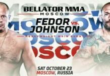 Fedor Emelianenko vs Timothy Johnson Prediction