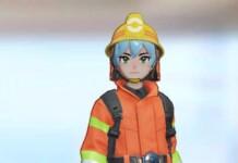 Firefighter Set in Pokemon Unite