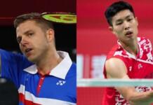 French Open 2021 Brice Leverdez vs Chou Tien-Chen