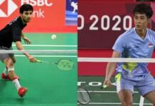 French Open 2021 Lakshya Sen vs Loh Kean Yew live stream