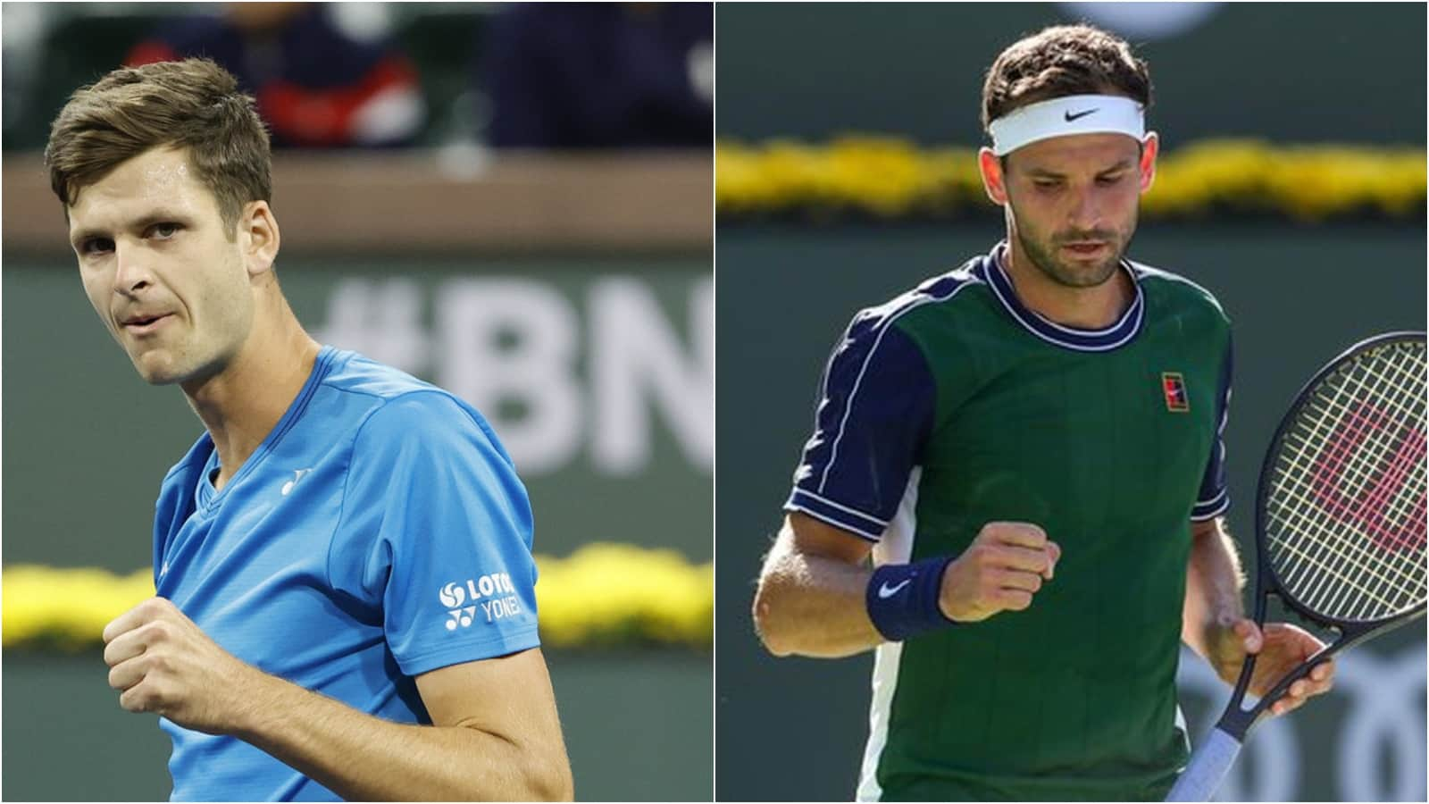 Indian Wells Masters 2021: Hubert Hurkacz vs Grigor Dimitrov Preview, Head  to Head, Prediction and Live Stream for BNP Paribas Open » FirstSportz