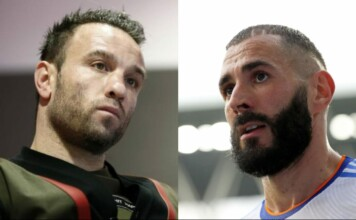 Karim Benzema might end up in jail for Blackmailing Mathieu Valbuena in the sextape case