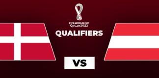 2022 World Cup Qualifiers: Denmark vs Austria Live Stream