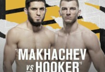Islam Makhachev vs Dan Hooker Prediction