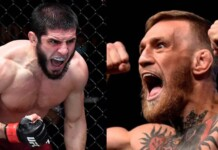 Islam Makhachev vs Conor McGregor