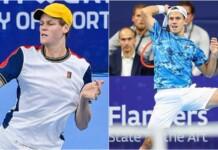 Jannik Sinner vs Diego Schwartzman will clash at the European Open 2021