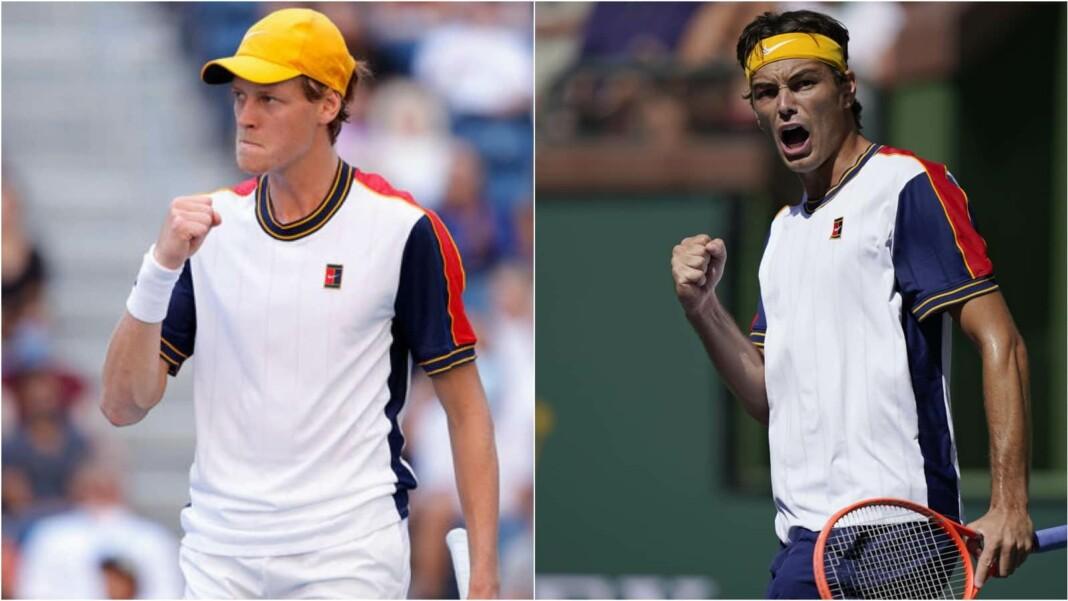 Jannik Sinner vs Taylor Fritz will clash at the Indian Wells Masters 2021