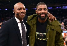 Jay Williams and Kyrie Irving