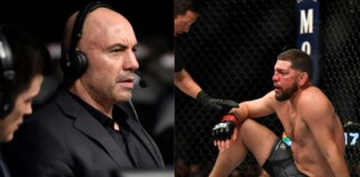 Joe Rogan on Nick Diaz UFC 266