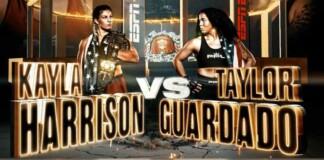 Kayla Harrison vs Taylor Guardado Prediction
