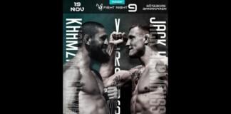 Khamzat Chimaev vs Jack Hermansson