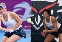 Liudmila Samsonova vs Aliona Bolsova will clash at the Courmayeur Ladies Open 2021
