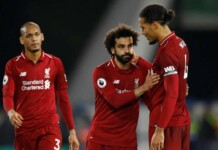 North-West Derby: How will Liverpool lineup vs Manchester United?