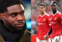 Manchester United and Micah Richards