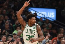 Marcus Smart Hits Buzzer Beating 3-Pointer to Ensure Celtics vs Knicks Goes to Overtime