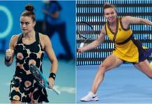 Maria Sakkari vs Simona Halep will clash at the WTA Kremlin Cup 2021