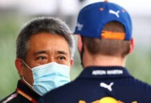 formula 1, Masashi Yamamoto, Honda chief