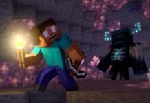 Deep Dark in Minecraft