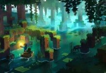 Minecraft Mangrove Tree