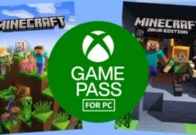 Minecraft in Xbox Game Pass
