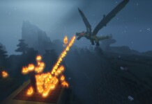 Minecraft mods for Taming Dragons