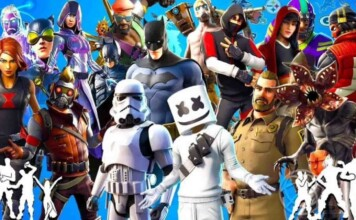 Top 5 best collaborations in Fortnite till season 8