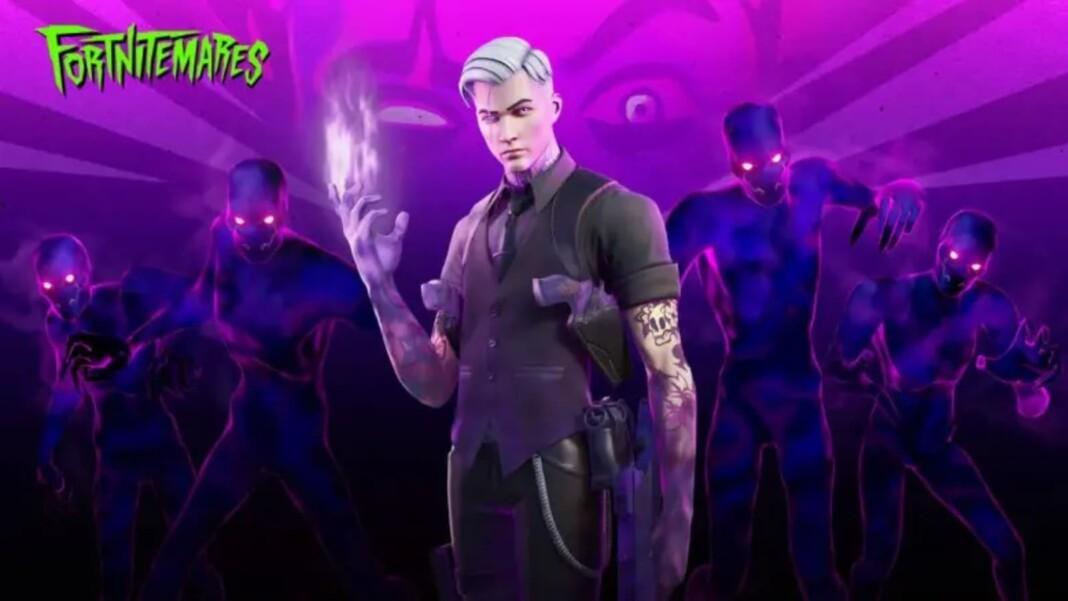 When is Fortnite Shadow Midas coming in Fortnitemares: New Leaks, Release Date