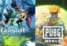 Genshin Impact beats PUBG Mobile to become the top grossing mobile game in September 2021