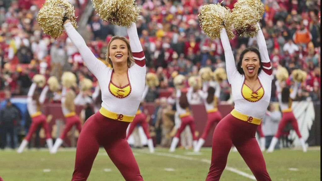 WFT Cheerleaders