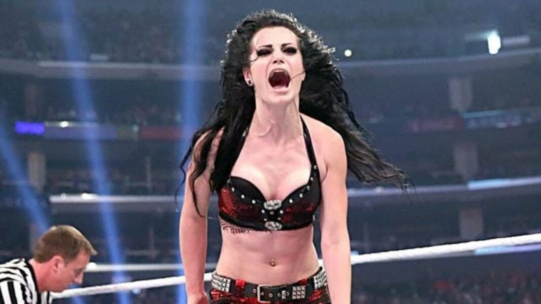 Paige hints at another in-ring return