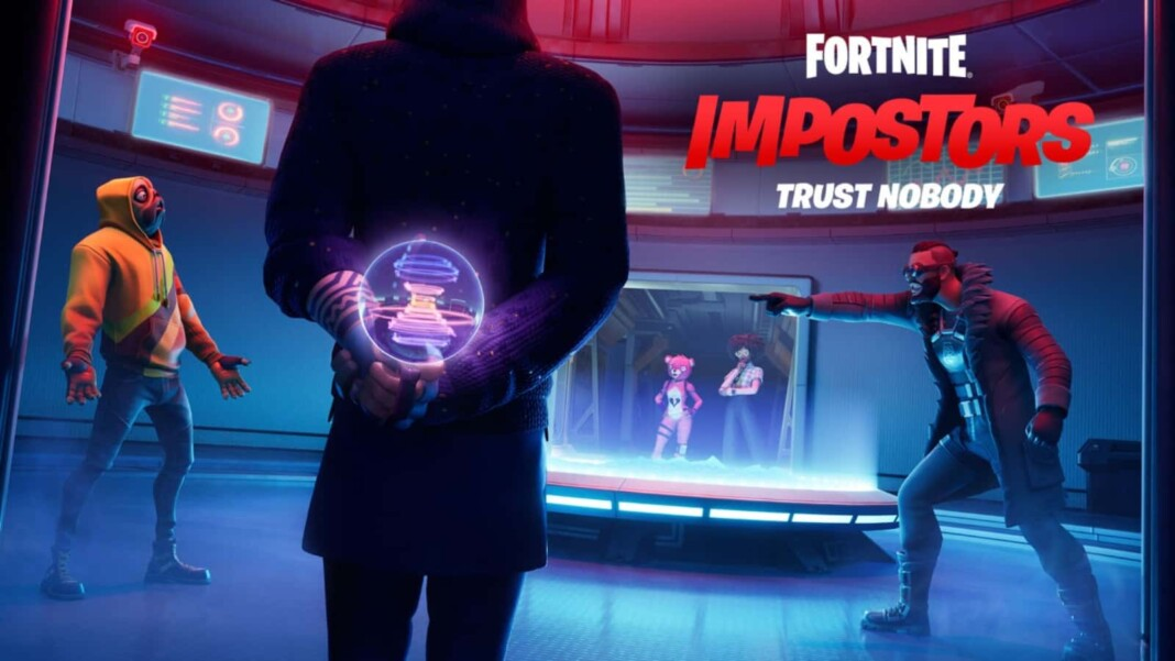 Fortnite Impostors Update: Innersloth Collaboration in v18.20 and new modes