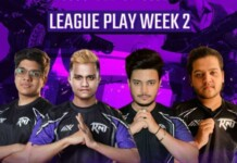 BGMI War of Glory: Revenant Esports wins League Play Week 2
