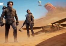 Fortnite Dune collaboration: New Skins, Desert biome, and more