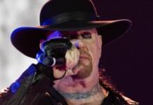 The Undertaker appears in Saudi Arabia