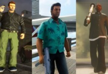 Grand Theft Auto Trilogy Gameplay Trailer