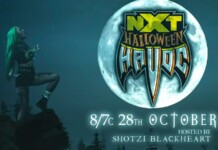 WWE NXT Halloween Havoc Spoilers, Preview, and Prediction