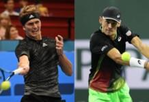 Alexander Zverev vs Alex de Minaur