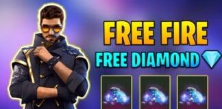 free fire diamonds for free
