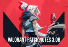 Valorant Patch Notes 3.08: New Account Level Hide, Equippable Skin Levels, and More