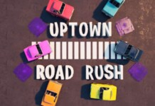 How to play Fortnite Uptown Road Rush: New Creative Map Code