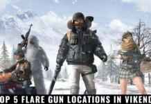 Battlegrounds Mobile India: Top 5 flare gun locations in Vikendi map BGMI