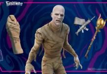 How to get the Fortnite Mummy skin in Season 8