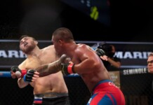 Ray Cooper III knocks out Magomed Magomedkerimov