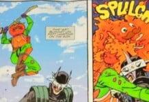 The Batman Who Laughs kills Fortnite Tomatohead in Season 8