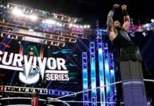 Roman Reigns Survivor Series win-loss record
