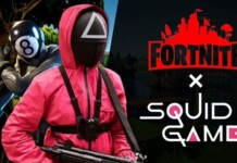 Fortnite X Squid Games: A fascinating world of Netflix in battle royale