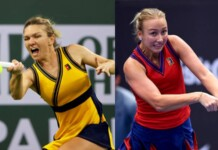 Simona Halep vs Anastasia Potapova