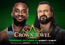 Big E vs Drew McIntyre scheduled to take place at Crown Jewel 2021