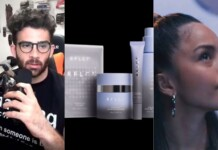 Valkyrae RFLCT skincare line gets vast criticism from fans